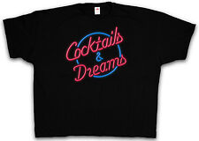 XXXXL COCKTAILS &  DREAMS T-SHIRT - Tom Cocktail Cruise T-Shirt 4XL 5XL XXXXXL