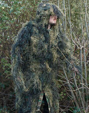Military Anti-Feuer GHILLIE SUIT PARKA Armee Wald Tarnfarbe Camouflage