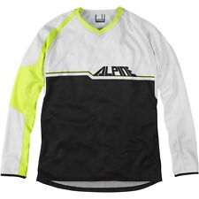 Madison Alpino Mens Manica Lunga MTB Mountain Bike Trail Enduro Adulti Jersey