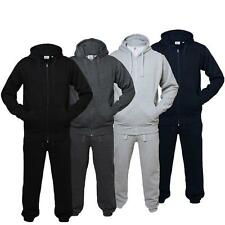 Mens Authentic1759 full tracksuit hooded fleece lined top and bottoms