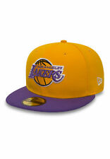 New Era 59Fiftys Cappello - LA LAKERS - Giallo-viola