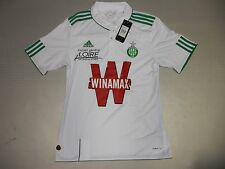 Maillot AS St. Etienne Loin 10/11 Orig. adidas Taille M neuve