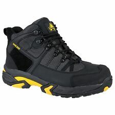 Amblers Safety FS37 Mens Safety Work Lace-up Ankle Boots/Shoes