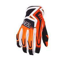O'Neal Reactor MX Handschuhe Schwarz Orange Motocross Enduro Offroad Quad MTB DH