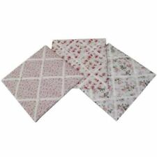Vintage Shabby Chic Floral Padded Notice Pin Fabric Memo Board Pink Rose Ditsy