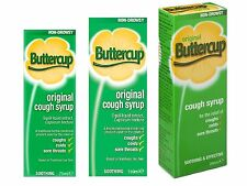 Buttercup Original Cough Syrup 75ml,150ml,200ml