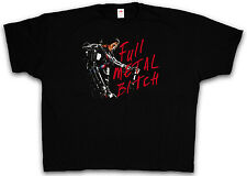 4XL & 5XL FULL METAL BITCH T-SHIRT - Edge Of Cruise Tomorrow Shirt XXXXL XXXXXL