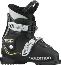SALOMON TEAM T2 Kinderskischuh (black-black) Collection 2016 NEU