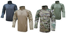 Viper Combat Shirt - VCAM Black Coyote Olive Airsoft Military Army Camo Ripstop