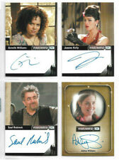 Warehouse 13 Autograph & Costume Card Selection NM Rittenhouse