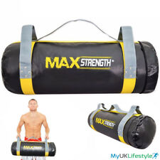 Boxing Power Sand Bags Cross Fit Training Exercise Weights Fitness Core 0-30KG