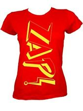 Comic Book ZAP! Ladies Red T-Shirt