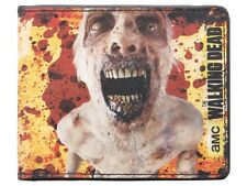 The Walking Dead Zombie Close Up Wallet