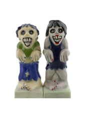 Zombies Salt & Pepper Shakers