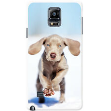 Weimaraner Vorstehhund Grey Ghost Dog Hard Case For Samsung Galaxy Note 4 (N910)