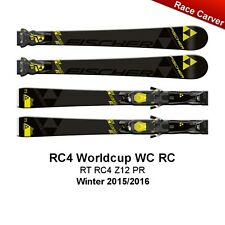 Fischer Race Carver Ski RC4 Worldcup WC RC RT Z12 Powerrail