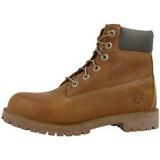 TIMBERLAND 6 INCH AUTHENTIC BOOTS SCHUHE STIEFEL RUST SMOOTH 80904 CLASSIC