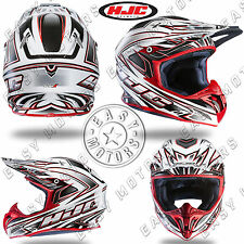 CASCO HELMET CROSS MOTARD HJC RPHA X AIRAID IN FIBRA TAGLIA XS XL