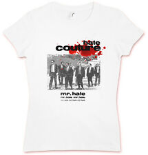 MR. HATE HC HATE COUTURE GIRLIE T SHIRT Reservoir Tarantino Tattoo Dogs Fashion