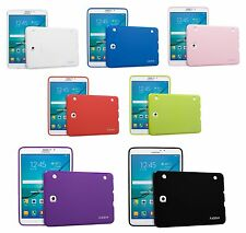Juppa® Slim Fit Strong Rubber TPU Gel Case Cover for Samsung Galaxy Tab S2 8.0