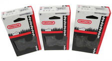 "3 Pack Oregon LGX Super Guard Chisel Chains Dolmar 24"" Chainsaw FREE Shipping"
