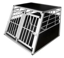 # ALU HUNDE TRANSPORTBOX GITTERBOX HUNDEBOX TRANSPORTBOX HUNDETRANSPORTBOX NEU