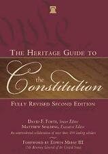 The Heritage Guide to the Constitution by Hardcover Book (English)