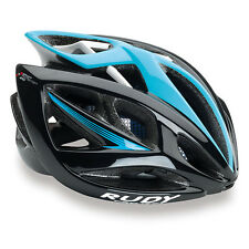 - Rudy Project Casco Airstorm, Black/Blue (Shiny)