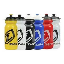 Zefal 600ml Clip Lid Drinks / Water Bottle For Road / Mountain Bike Cycling