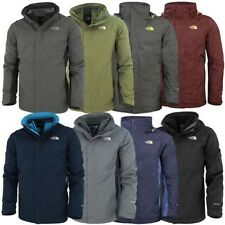 THE NORTH FACE UOMO EVOLUTION II TRICLIMATE GIACCA MASCHILE 3-IN-1 DOPPIA