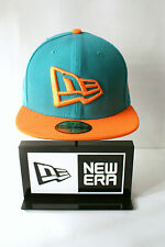 New Era 59FIFTY New Era Sign Fitted Cap Turquoise Hat Logo Baseball Cap