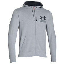 Under Armour Tri-Blend Pile Felpa con Cappuccio Zip Giacca 1269734-053