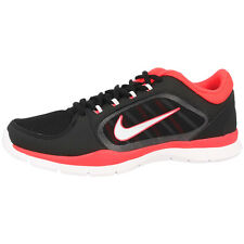 NIKE FLEX TRAINER 4 WOMEN'S SHOES RUNNING SHOES BLACK PLATINUM 643088-002 RUN