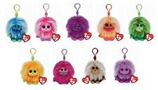 Ty Frizzys Key Clip Plush Soft Toy Choose from a selection