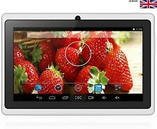 "7""inch Q88 Tablet pc with Allwinner A33 Quad core tablet GOLD,RED,BLUE,BLACK"