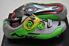 Scarpe Corsa Northwave Extreme Reflective/Silver/Green Fluo/SHOES NORTHWAVE EXTR
