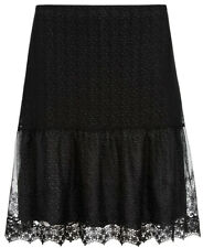 Vive Maria HOLIDAY LACE Vintage Tulle Ruffle Skirt / ROCK Rockabilly