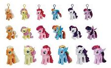 "Ty My Little Pony 7"" 12""& Key Clip Plush Soft Toys Choose from a large selection"