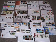FDCs - GB 2004 2005 2006 UNADDRESSED First Day Covers - FDC - updated
