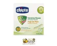 Chicco salviettine anti zanzara natural protection