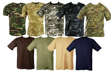 Large Lot of Unisex MILITARY CAMOUFLAGE CAMO T SHIRT ARMY COMBAT(MTP shirts