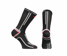 Calzini Estivi Northwave COMPRESSION Black/Red/SUMMER SOCKS NORTHWAVE COMPRESSIO