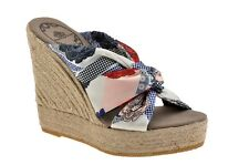 Fornarina 120 Rope Wedge sandale Neue BRB DAMENSCHUHE FASHION