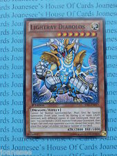 Lightray Diabolos SDLI-EN017 Common Yu-Gi-Oh Card Mint 1st Edition New