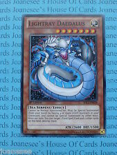Lightray Daedalus SDLI-EN018 Common Yu-Gi-Oh Card Mint 1st Edition New
