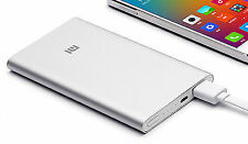 Bateria Externa Xiaomi (Original) Mi Power Bank 5000mAh, 2.1A, Cargador Portatil