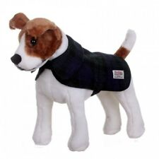 Pet Clothes Dog Coat Puppy Apparel Dog Jacket Vest New Harris Tweed Black Watch