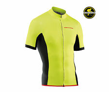 Maglia Manica Corta NORTHWAVE FORCE Giallo Fluo/JERSEY NORTHWAVE FORCE YELLOW