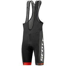 Pantaloncino SCOTT RC TEAM++ Nero/Rosso/BIBSHORTS SCOTT RC TEAM ++ BLACK/RED