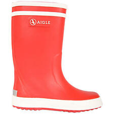 Aigle Lolly-Pop Gummistiefel rot rouge blanc